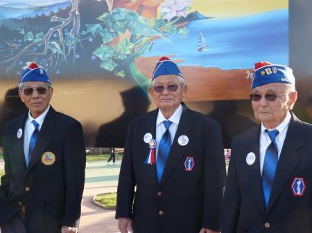 Libération 2011, anniversaire du jumelage avec Honolulu