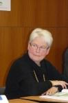 Noëlle Georgel,président de l'ADMR à Bruyères