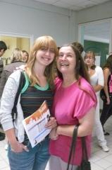 Victoria envisage une fac et l'étude des langues. Du bonheur pour mère et fille ! .JPG