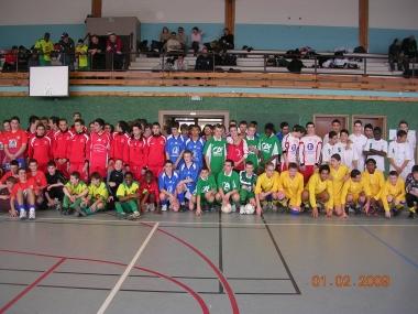 les 12 equipes finalistes futsal 2009.JPG