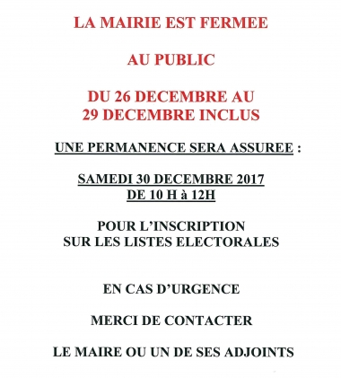 Info fermeture mairie décembre 2017_01.jpg