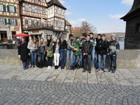 Les lycéens à Schwäbisch Hall 2.jpg