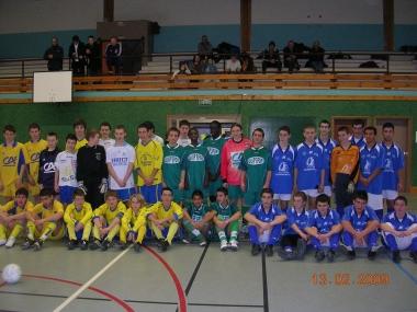 6 equipes 15 ans au tournoi SMB.JPG